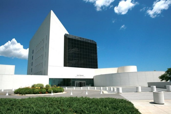 John F. Kennedy Presidential Library and Museum(ジョン・F・ケネディ博物館)