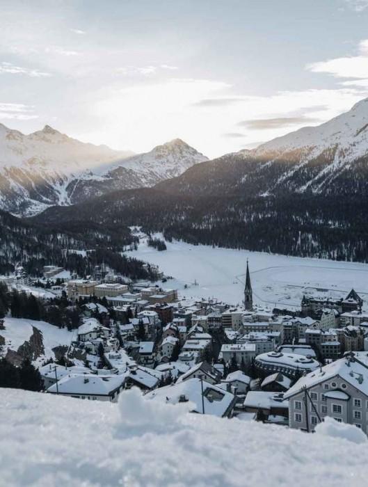 Sankt Moritz(サンモリッツ)
