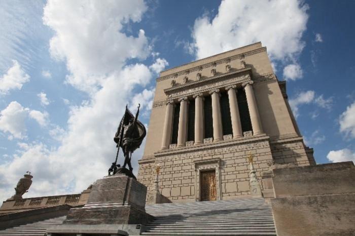 Indiana World War Memorial(インディアナ戦争記念館)