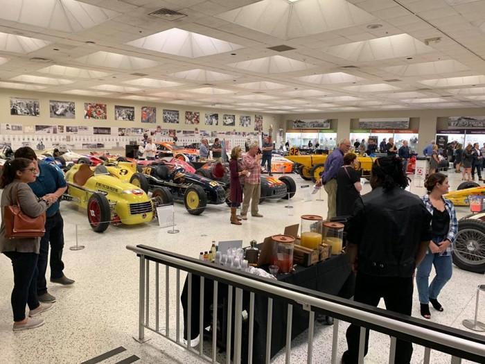 Indianapolis Motor Speedway(インディアナポリスモータースピードウェイ・ホールオブフェイム博物館)