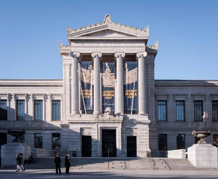 Museum of Fine Arts, Boston(ボストン美術館)