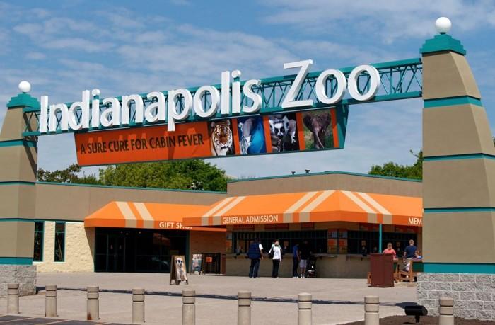 Indianapolis Zoo(インディアナポリス動物園)