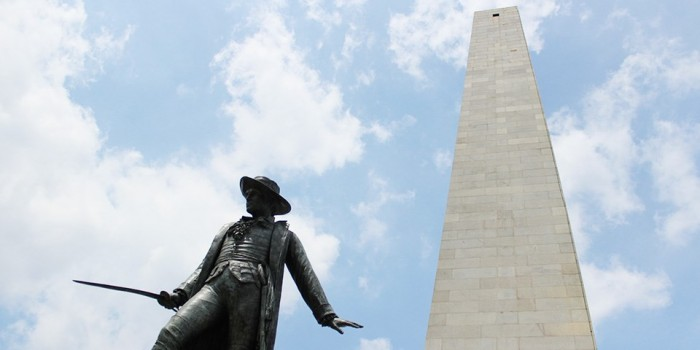 Bunker Hill Monument(バンカーヒル記念塔)