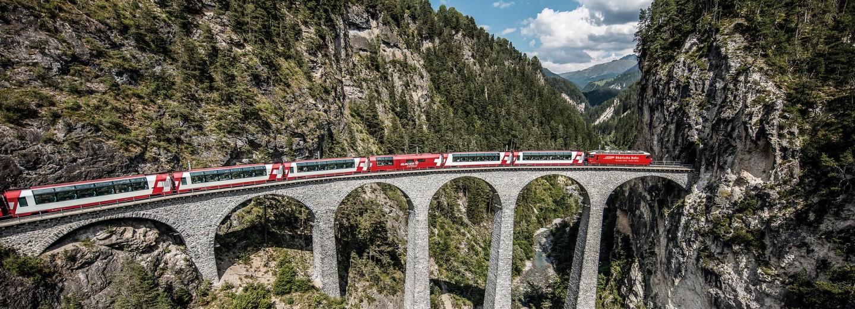 Glacier Express(グレッシャーエクスプレス)