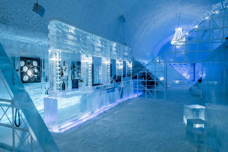 Ice Hotel(アイスホテル)