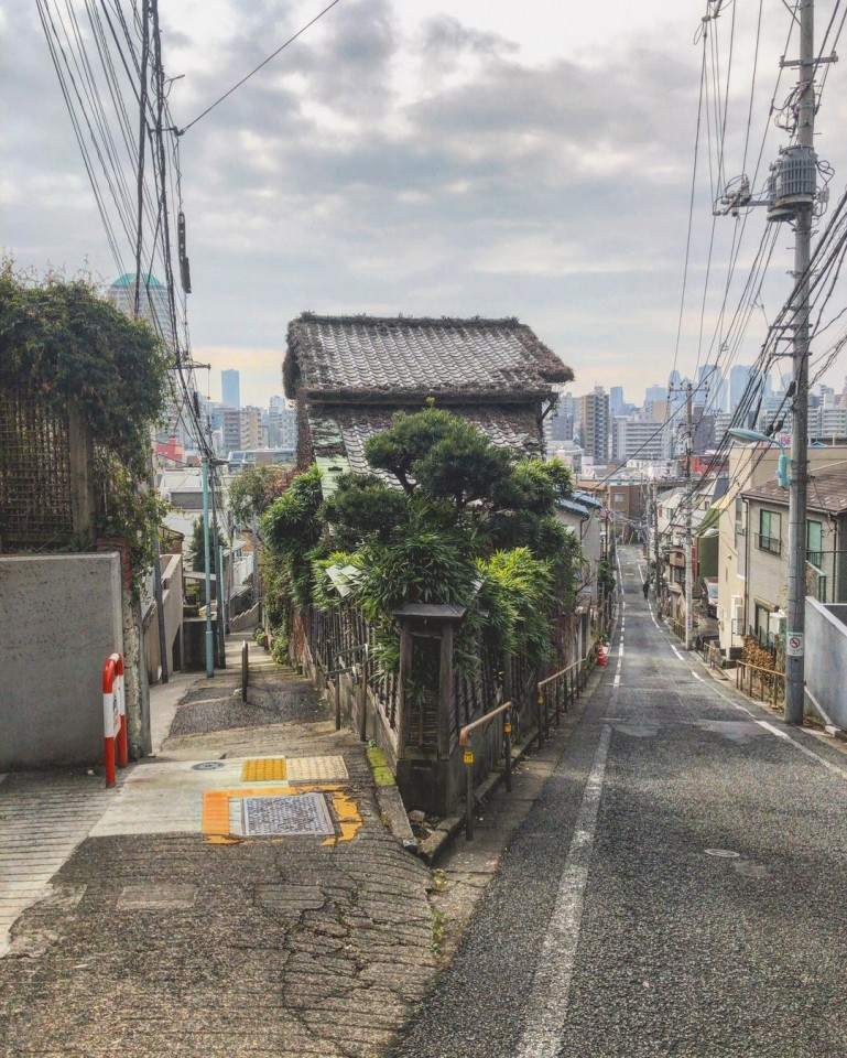 富士見坂と日無坂