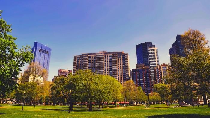 Boston Common(ボストンコモン)