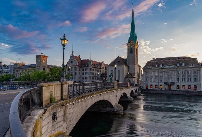 Zürich(チューリッヒ)
