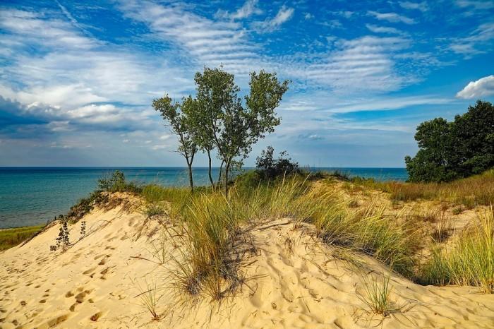 Indiana Dunes National Park(インディアナ・デューンズ・ナショナルレイクショア)