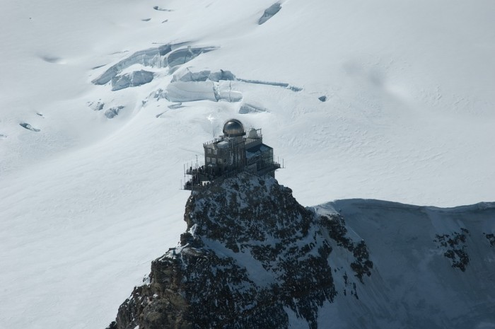 Jungfraujoch(ユングフラウヨッホ)