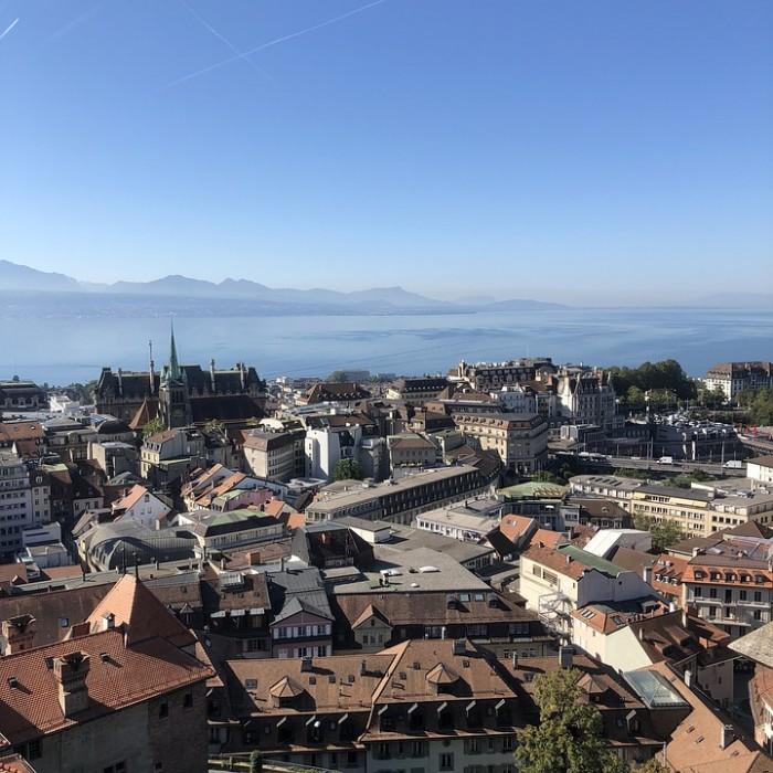 Lausanne(ローザンヌ)