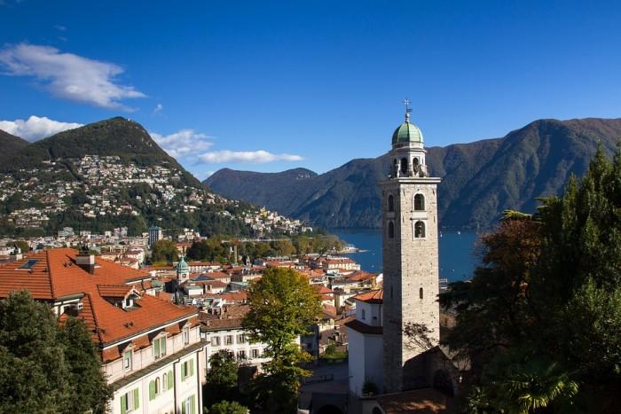 Lugano(ルガーノ)