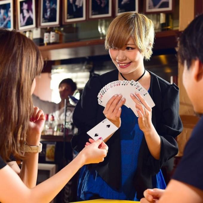 マジックレストラン・バー GIOIA FUNDES 銀座店