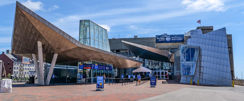 New England Aquarium(ニューイングランド水族館)