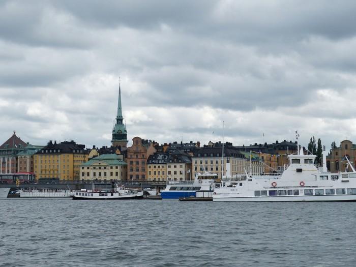 Södermalm(セーデルマルム島)