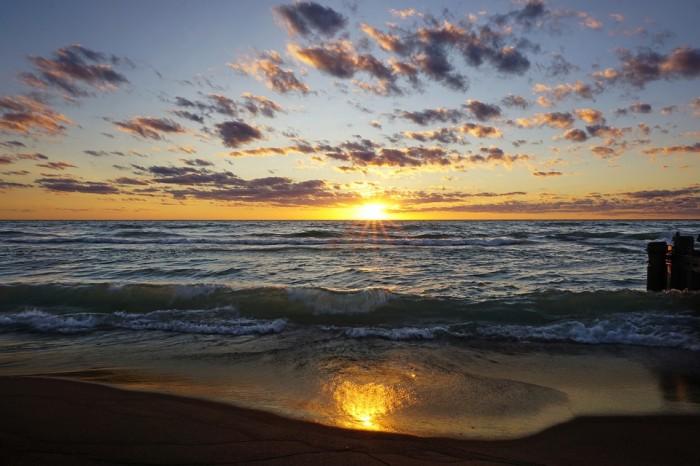 Lake Michigan(ミシガン湖)