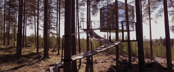 Treehotel(ツリーホテル)