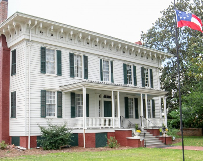 First White House of the Confederacy(ファーストホワイトハウスオブザコンフェデラシー)