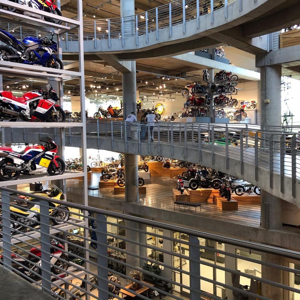 Barber Vintage Motorsports Museum(ビーバービンテージモータースポーツミュージアム)