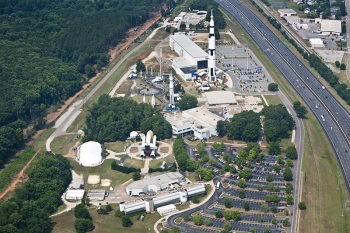 U.S. Space & Rocket Center(米国スペース&ロケットセンター)