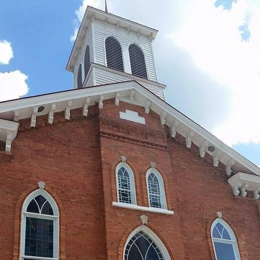 Dexter Avenue Baptist Church(デクスターアヴェニューバプティストチャーチ)
