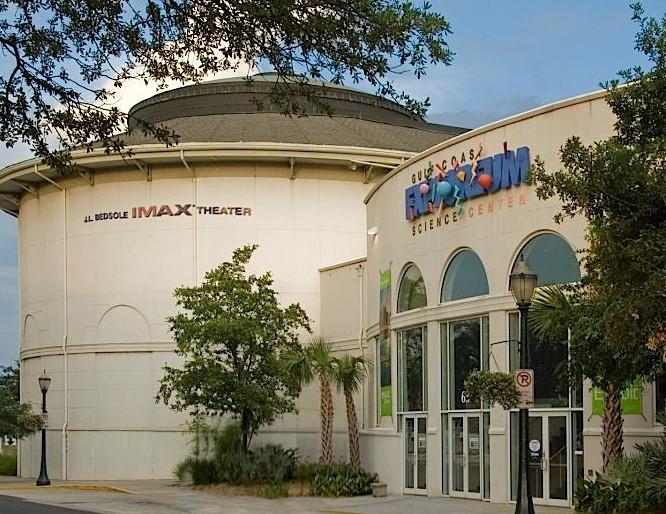 Gulf Coast Exploreum Science Center & IMAX Dome Theate(ガルフコーストエクスプロレウムサイエンスセンター&IMAXドームシアター)