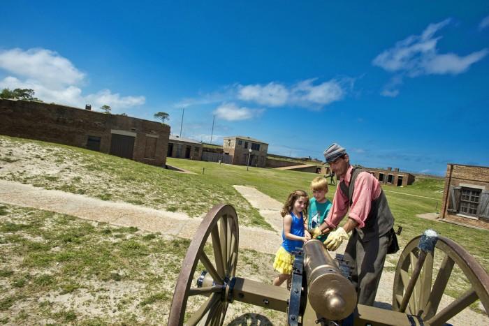 Fort Gaines(フォートゲインズ)