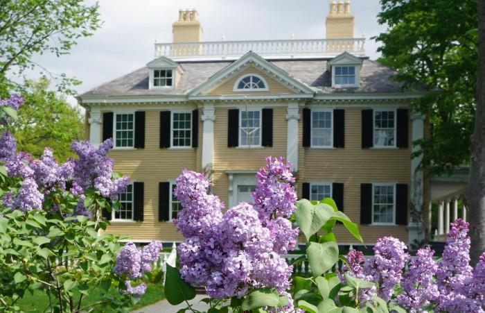 Longfellow House(ロングフェロー邸)
