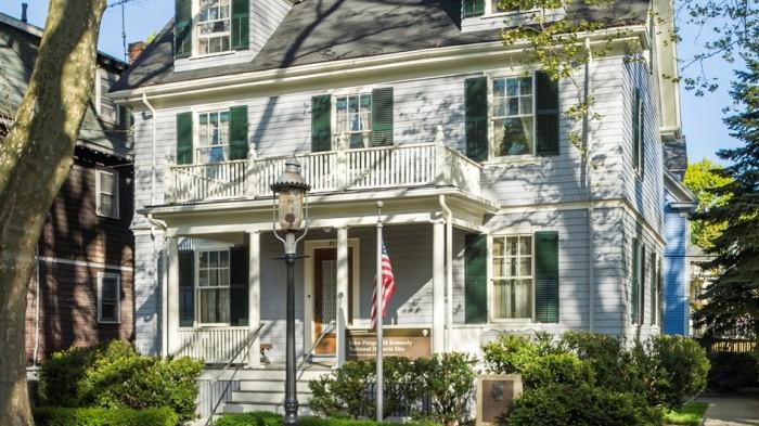 John F. Kennedy Birthplace(ジョン・F・ケネディの生家)