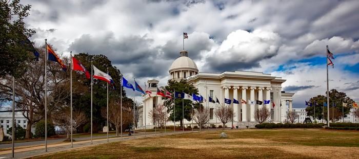 Alabama State Capitol(アラバマステイトキャピタル)