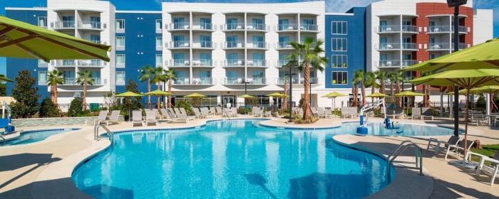 SpringHill Suites by Marriott Orange Beach at The Wharf(スプリングヒルスイーツオレンジビーチアトザワーフ)