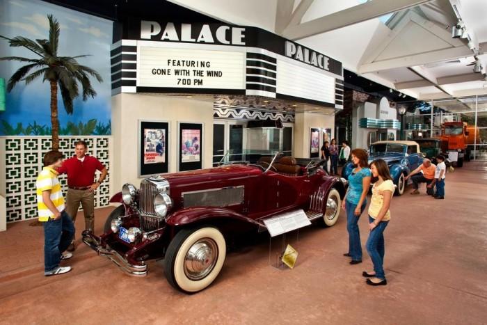 National Automobile Museum(ナショナルオートモービルミュージアム)