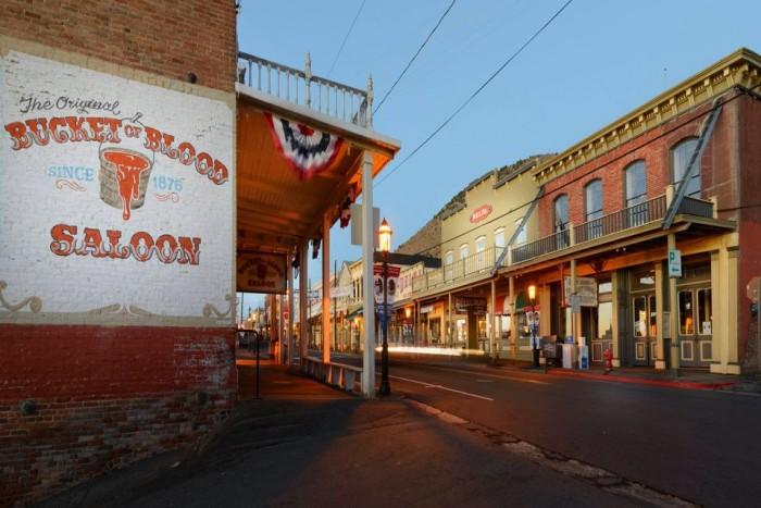 Virginia City(バージニアシティ)