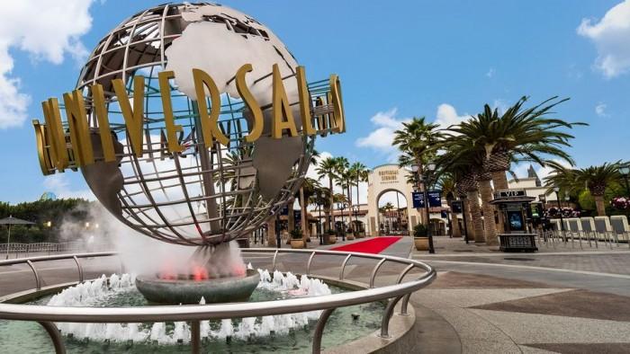 Universal Studios Hollywood(ユニバーサル・スタジオ・ハリウッド)