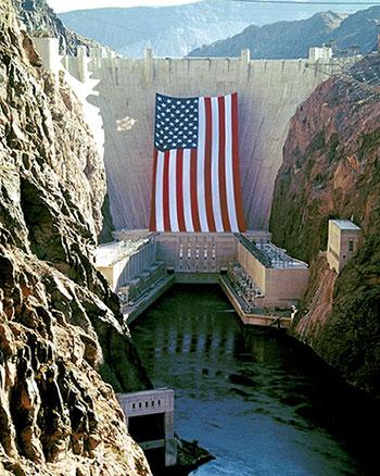 Hoover Dam(フーバーダム)