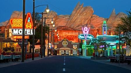 Disney California Adventure Park(ディズニー・カリフォルニア・アドベンチャー)