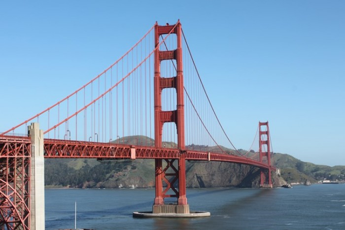 Golden Gate Bridge(ゴールデン・ゲート・ブリッジ)