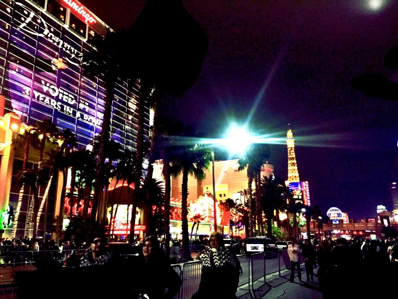 Las Vegas Strip(ラスベガス・ストリップ)
