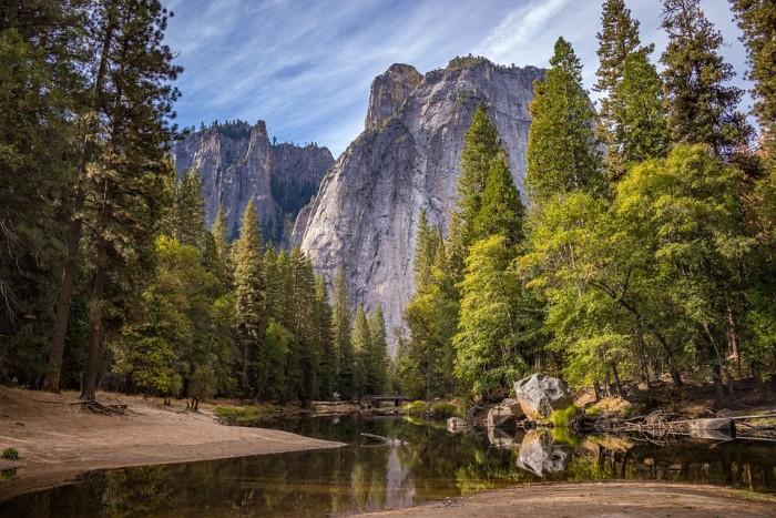 Yosemite National Park(ヨセミテ国立公園)