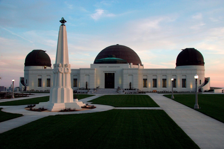 Griffith Observatory(グリフィス天文台)