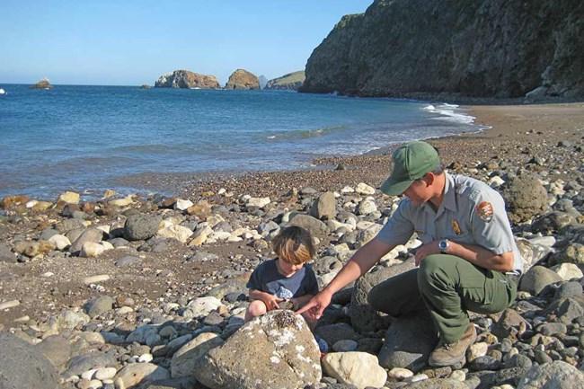 Channel Islands National Park(チャンネル・アイランズ国立公園)