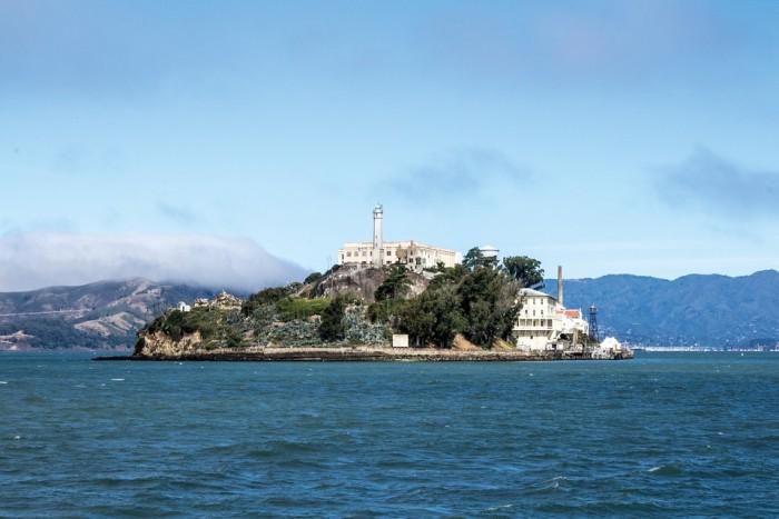 Alcatraz Island(アルカトラズ島)