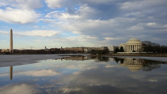 Thomas Jefferson Memorial(トーマス・ジェファーソン記念堂)