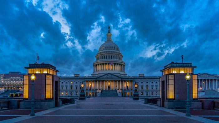 United States Capitol(アメリカ合衆国議会議事堂)