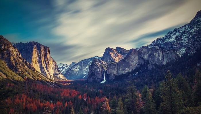 Yosemite Valley(ヨセミテ・ヴァレー)