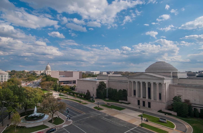 National Gallery of Art(ワシントン・ナショナル・ギャラリー)