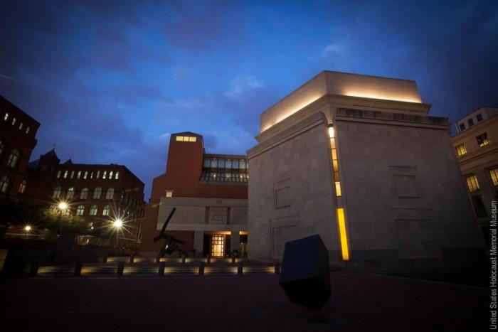 United States Holocaust Memorial Museum(ホロコースト記念博物館)