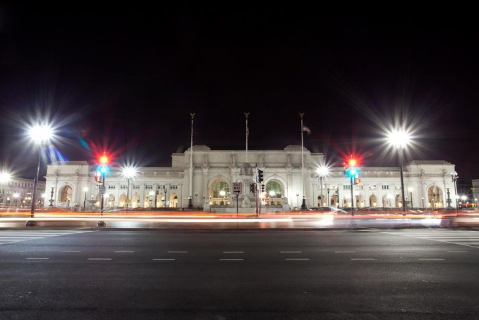 Washington Union Station(ユニオン駅)