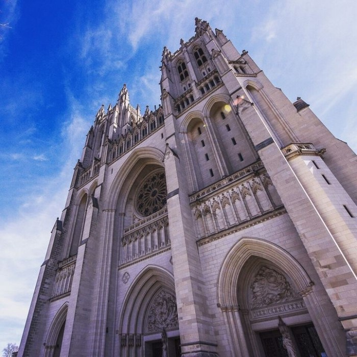 Washington National Cathedral(ワシントン大聖堂)