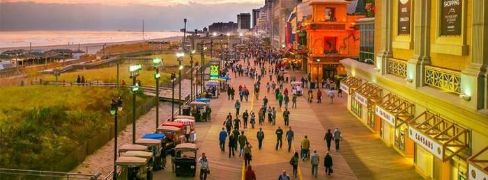 Atlantic City Boardwalk(アトランティック・シティ・ボードウォーク)